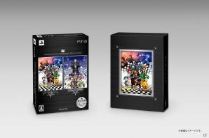 PS3「キングダム ハーツ -HD 2.5 リミックス-」各パッケージ画像&限定封入特典が公開!PC「キングダム ハーツ χ[chi]」では一周年記念イベント開催