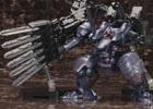 """「アーマード・コアV」規格外の武装ユニット""""ヒュージキャノン&グラインドブレード""""をセットにした「オーバード・ウェポンセット」が11月発売!"""