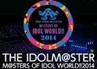 「THE IDOLM@STER M@STERS OF IDOL WORLD!!2014」がBlu-ray Discにて10月22日発売―2日分をまとめた完全初回生産限定盤はBD5枚+CD1枚の豪華BOX仕様!