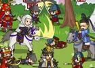 タワーディフェンスゲーム「戦国ディフェンス」のスピンオフアプリ第二弾!iOS/Android「戦国ハイパーラッシュ」が配信開始