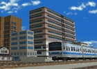 SKIPシティ 映像ミュージアム企画展「鉄道×映像」に「A列車で行こう」の展示コーナーが設置―「A列車で行こう3D」のオリジナルシナリオデータも配布