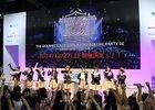 """【TGS 2014】""""ミリラジ""""ゲストの権利はどのチームに?第2回公開録音も発表された「アイドルマスター ミリオンライブ!」のステージをお届け!"""