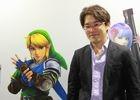 【TGS 2014】「ゼルダ無双」の新たなプレイアブルキャラクターや今後の展開についてプロデューサーの早矢仕洋介氏にインタビュー