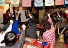 東京と大阪で同時オープン! 飲んで食べて狩りにも行ける「MH4Gリアル集会所」プレオープン&新メニュー試食会をレポート