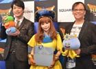 アリーナ役・中川翔子さんの収録秘話や新情報盛りだくさんのデモプレイが楽しめた「ドラゴンクエストヒーローズ 闇竜と世界樹の城」生放送をレポート!