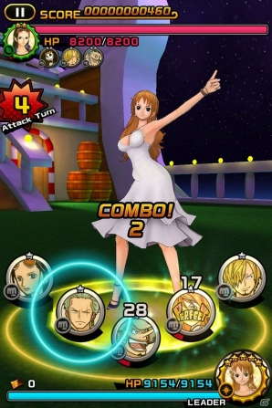 iOS/Android?ONE PIECE DANCE BATTLE??50????????