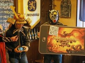「ウィザードリィオンライン」「Wizardry Schema」が秋葉原のメイド喫茶「ザ・グランヴァニア」とのタイアップを展開中―開発スタッフのトークショーをレポート
