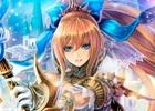 「騎士姫」がGREEにて配信開始―少女アリアの聖騎士への覚醒を描くRPG
