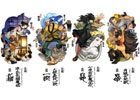 PS Vita「朧村正」DLC「元禄怪奇譚」の全四篇プロダクトコード封入版パッケージが2015年3月19日に発売決定