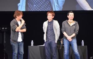 左から望月一善氏、鈴木健夫氏、高井浩氏