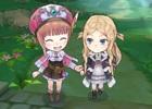 3DS版「新・ロロナのアトリエ はじまりの物語~アーランドの錬金術士~」が2015年3月26日に発売―デフォルメされたロロナたちと冒険を楽しもう