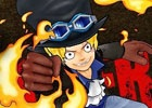 3DS「ワンピース 超グランドバトル!X」エース&ルフィの義兄弟サボが登場!amiiboとコラボしたPVが公開!