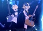 PS3/PS Vita「初音ミク -Project DIVA- F 2nd」鏡音リン・レンのコンテンツが盛りだくさんなエクストラデータ第10弾が配信!