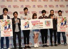 パンサーや高橋愛さんが「パズル&ドラゴンズ スーパーマリオブラザーズ エディション」をプレイ!発売の経緯や施策も語られた発表会をレポート