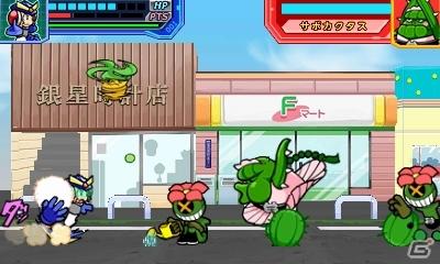 掴んで投げて悪を討つ!3DSヒーローアクション「激投戦士ナゲルンダー」が1月28日に配信―2月4日まで記念価格400円にプライスダウン