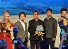 【台北国際ゲームショウ 2015】拠点「空艦バトシエ」も披露されたPS4/PS3「ドラゴンクエストヒーローズ 闇竜と世界樹の城」のステージをレポート