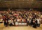 「ゴッドイーター」5周年記念発表会で新発表が続々!TVアニメの放送時期や「ゴッドイーターフェス2015」の開催が決定