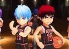 3DS「黒子のバスケ 未来へのキズナ」各キャラの必殺技や探索要素などを紹介したPV第2弾が公開!