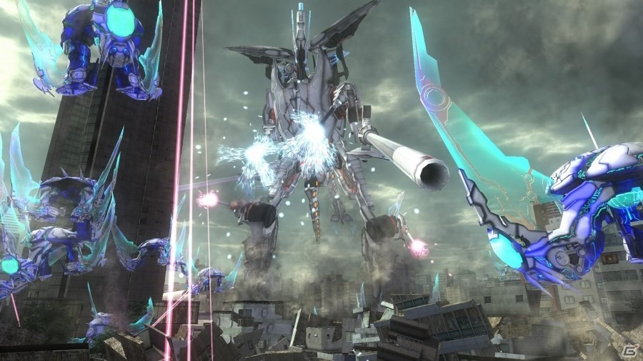 PS4「地球防衛軍4.1 THE SHADOW OF NEW DESPAIR」異星生命体フォーリ