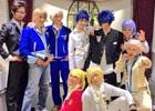 東京・池袋のイケメンカフェ「聖ジュリアーノ音楽院」にて乙女ゲーム「Vitamin」コラボ第2弾が4月10日より開催