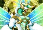 3DS「パズドラZ」命天龍・ゼルクレア、スーパーキングゴールドネッキーが登場するダンジョン絵馬を3月14日より配信!