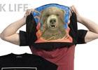 あの変身シーンが再現できる!セガの名作「獣王記」をフィーチャーした「パワーアップ!Tシャツ」が4月下旬に発売