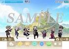 「レジェンド オブ レガシー」3DS用テーマに主人公勢揃いのスペシャルデザインがラインナップ!
