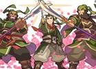 iOS/Android「三国志パズル大戦」☆7の「桃園三兄弟」が初登場!天運招来スペシャルガチャが開催