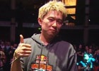 決勝戦は日本人対決となった招待制世界大会「ストリートファイターIV Red Bull Kumite」のイベントレポートが公開!