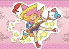 ニンテンドー3DSテーマ「見習い魔女とモコモコフレンズ モコ」が配信!ゲーム発売前にモコで画面を彩ろう