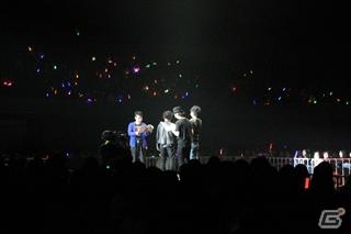 オールメンバー勢ぞろい!アドリブ満載&ライブで大盛り上がりの「VitaminR 東京凱旋公演 アヴニール組曲」