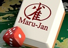 Android版「Maru-Jan」が配信開始―1人用ゲーム「麻雀力強化道場」や賞金総額1000万円の「第3回全国麻雀選手権」にも参加可能