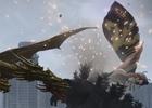 PS4「ゴジラ-GODZILLA-VS」3世代メカゴジラ対決を見られる第2弾PVが公開!新宿東宝ビルに巨大広告が出現