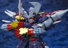 「スーパーロボット大戦OG」武神装攻ダイゼンガーのデフォルメプラモデルが9月に発売