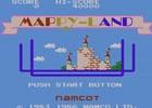 Wii Uバーチャルコンソール「マッピーランド」が配信開始―敵に捕まらないようにターゲットを回収していくアクションゲーム