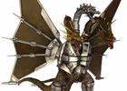 PS4「ゴジラ-GODZILLA-VS」狂気のメカ化を果たした新怪獣「メカキングギドラ」が来襲!人類防衛ミッションやPS4での進化点も紹介