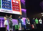 【ガンホーフェスティバル2015】終始圧倒的な試合を展開!「パズル&ドラゴンズ スーパーマリオブラザーズ エディション」タッグチャレンジ決勝大会をレポート