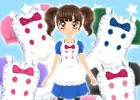 3DS「12歳。~ほんとのキモチ~」&「ドーリィ♪カノン」スペシャルプロフやコーデアイテムが手に入るQRコードが公開!