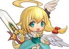 iOS/Android「DivinaCute」物語の鍵を握る「時空の女神」と出演声優の情報が公開