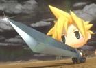 PS4/PS Vita「ワールド オブ ファイナルファンタジー」が発表!ミニチュアジオラマのような世界観で描かれるシリーズ最新作