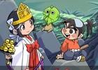 辻野芳輝氏がキャラクターデザインを務める和風タップアクションRPG「御伽合戦」Android版が6月21日に配信