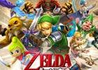 テトラとハイラル王も参戦!3DS「ゼルダ無双 ハイラルオールスターズ」が2016年春に発売