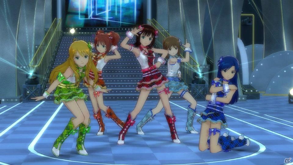 PS3「アイドルマスター ワンフォーオール」本日配信のカタログ第14号では「THE IDOLM@STER 2nd-mix」など4つの楽曲も登場!