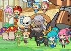 iOS/Android向け箱庭育成バトルRPG「ファンタジーラボ」が今夏配信―3ラインタワーディフェンスで短期決戦