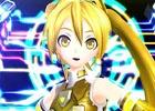 PS3/PS Vita「初音ミク -Project DIVA- F 2nd」ミクがゴージャスなカラーリングに大変身!モジュール「P-スタイルCG」が配信開始