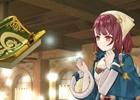 PS4/PS3/PS Vita「ソフィーのアトリエ ~不思議な本の錬金術士~」錬金術を軸としたコンセプトや物語の中心となるソフィー、プラフタを紹介