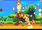 3DS「ガンスターヒーローズ」圧倒的な攻撃力を誇る「メガショットモード」の情報が公開!
