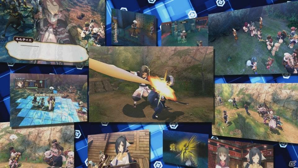 PS4/PS3/PS Vita「うたわれるもの 偽りの仮面」ゲーム内のアニメーションや戦闘アクションを使用したTVCMが公開!