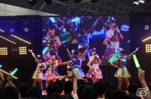 【WF2015夏】i☆Risが新衣装で5曲を全力パフォーマンス!「ねんどろいどこ~でPresents プリパラドリームライブ in Wonder Festival」をレポート