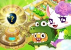 20,000種類以上のキャラクターが配合できるiOS/Android「LINE ウパルランド」が配信!レベル10達成で宝石100個をプレゼント